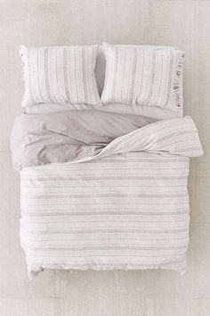 Stripe The Dot Duvet Cover | Urban Outfitters