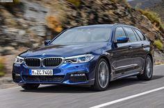 Автофория: BMW 5 Series Touring 2017 старт продаж летом