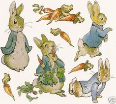 Beatrix Potter scrapbooking stickers for $1.99 on Ebay!!!