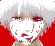 Tokyo Ghoul por Queenoffuckineveryting en We Heart It