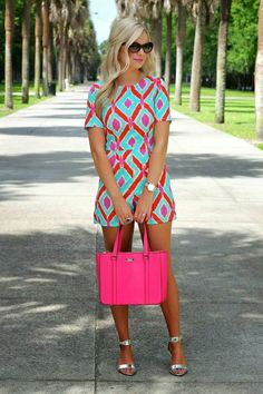 Barksdale Blessings: Summer Fashion Inspiration 2014