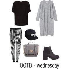 """""""OOTD - wednesday"""""""