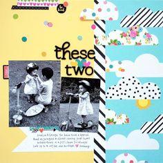 Paper Issues: Product Spotlight: Simple Stories Life in Color & Carpe Diem @jen_boumis