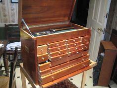 Tool chest ? .... - by fernandoindia @ LumberJocks.com ~ woodworking community