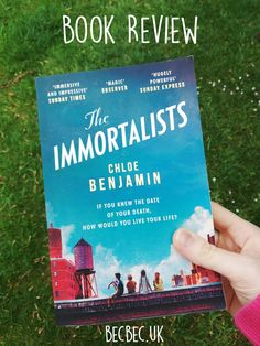 - The Immortalists by Chloe Benjamin The Immortalists, Books To Read, My Books, Very Boring, After High School, If I Die, Magic S, Living In New York, West Midlands