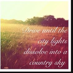 country sky <3