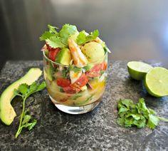 Ceviche, Salad Bar, Cantaloupe, Fruit, Food, Eten, Meals, Diet