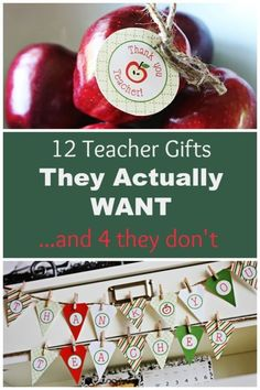 Gift ideas. 12 Teach