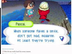 Animal Crossing, why so deep?