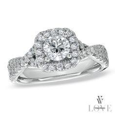 Vera Wang Collaboration with Zales Creates Affordable Wedding Ring: Vera Wang affordable rings