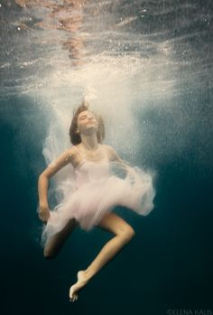 Underwater photography by Elena Kalis [... No pinterest, I'm not a computer... I'm just tagging a ton of stuff right now]