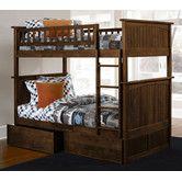Found it at Wayfair - Nantucket Bunk Bed with Flat Panel Drawers