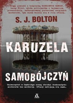 Okładka książki Karuzela samobójczyń Reading, Books, Thrillers, Dom, Book Covers, Bathroom, Literatura, Polish Language, Bonheur