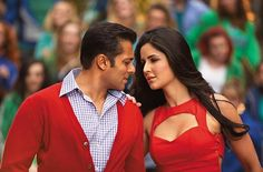 Luckily, both things materialised, #Salman Khan talked about the soon-to-be-released Ek Tha Tiger, the Rs 100 crore numbers game, and the kind of roles he likes to play.