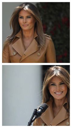 "First Lady Melania Trump, ""Be Best"" 5/7/18"