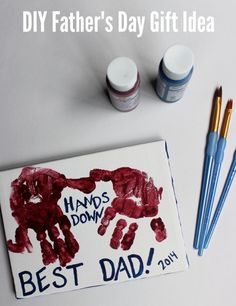 Easy DIY Father's Day gift idea!