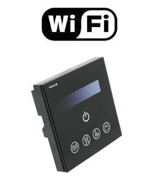 2016 New TM113 Wireless WiFi Touch Panel LED Dimmer 0-10v Output AC90-240V For Iphone Android Mobile Phone with WIFI Online with $41.11/Piece on Brightlux's Store | DHgate.com