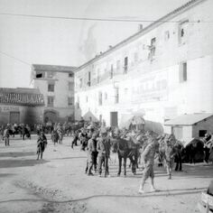 Durante la Guerra Civil.