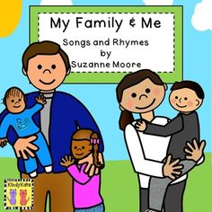 Celebrate self-awareness, family, and home with these appealing songs and rhymes, with additional ideas that incorporate math, balanced literacy, movement, and more! This 60-page collection of rhymes and activities is perfect for circle time, transitions, and shared reading.