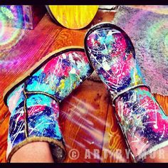 Once my uggs are official trashed I be doing this...