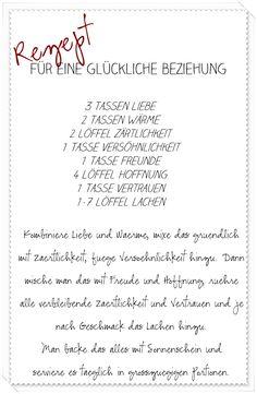 Recipe for a happy relationship - bride, wedding dresses, bridal shoes, bridal hair, bridal makeup Recipe for a happy relationship Happy Anniversary Quotes, Anniversary Gifts For Parents, Anniversary Decorations, Anniversary Gifts For Husband, Bridal Makeup, Bridal Hair, Candle Wedding Centerpieces, Braut Make-up, Happy Relationships