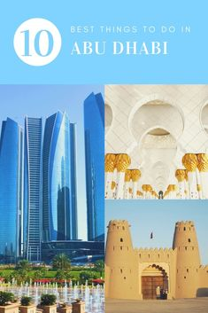 10 Best Things to do in Abu Dhabi - Backpack & Explore