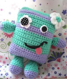 Lily Gets Crafty: Little baby Uglee༺✿Teresa Restegui http://www.pinterest.com/teretegui/✿༻
