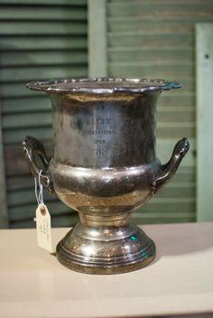 Silver trophy by RetrieversAntiques
