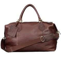 Buy Barbour Leather Travel Explorer Holdall Online at John Lewis. A small (quite large) part of me wants this