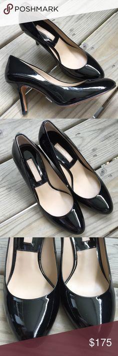 8c6d834d7d61 Michael Kors Black Patent Leather Pumps Size 35.5. Poshmark