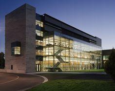 Brock University Plaza Building - Exterior