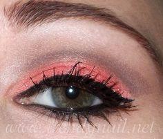 Trendy Nail: Make up tutorial: fiore di pesco