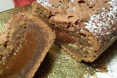 Cake crousti-fondant prâlinoise presque coulant