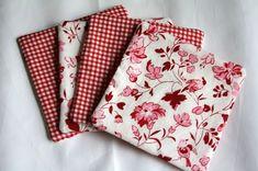 Festive Fabric Coasters – a sew-along Tutorial | Natural Kids Team