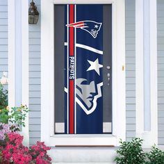 New England Patriots Door Banner