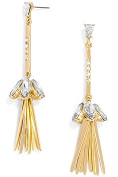 Emma Roberts designs a chic new line of jewelry for Bauble Bar. Shop the new pieces here.