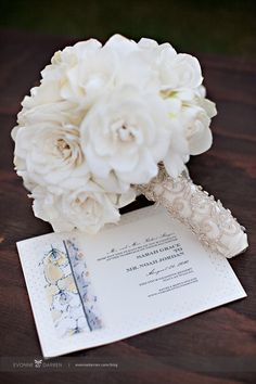 florals - karen tran - stationery - rice ink - photos - evonne darren