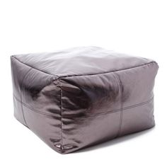 Spectacular displays of gorgeous metallic colour, these square poufs certainly have the wow factor. Ideal as an additional seating option, footrest or decorator piece, these poufs are nice and light and can be easily moved from room to room. Bench Cushions, Floor Cushions, Home Republic, Metallic Colors, Wow Products, Luxury Bedding, Duvet Covers, Ottoman, New Homes