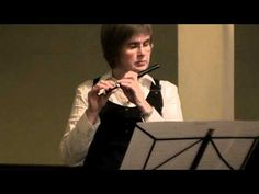 ▶ Spring Dance for Piccolo & Organ by H. A. Stamm - YouTube