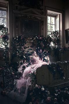 Christopher Woods. Harrods Disney Princesses, Sleeping Beauty
