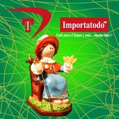 Figura Religiosa Santo Niño de Atocha elaborado en Poliresina marca TRENTINO. Modelo 3-687