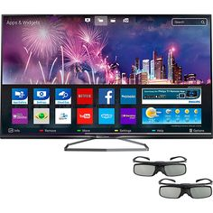 Sou Barato Smart TV 3D LED 58' Philips Ultra HD 4K Ultra Slim Wi Fi integrado 4 HDMI 2 USB 480Hz - R$3799