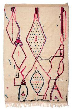 First Dance Moroccan Shag Rug 3 First Dance, Shag Rug, Moroccan, Artisan, Delicate, Wool, Rugs, Handmade, Carpets