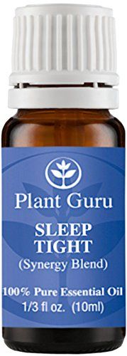 #Sleep Tight Synergy Blend: Blended with pure ? Bulgarian Lavender Oil (Lavandula angustifolia) ? Spanish Marjoram Oil (Thymus mastichina) ? Ylang Ylang Oil (Can...