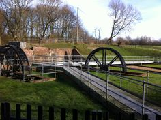 The mill at Sankey valley