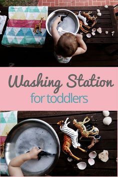 Are you looking for some great sensory activities for toddlers? These activities will have your child concentrating for a good 20 minutes or more.