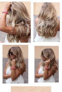 Amazing blonde hair color ideas you have to try 25 37 Find the perfect food and drink ideas, home design, nail and fashion Amazing blonde hair color ideas you have to try 25 blonde ha Brown Blonde Hair, Blonde Fall Hair Color, Beige Blonde, Blonde Brunette, Hair Color And Cut, Level 7 Hair Color, Hair Colour, Pinterest Hair, Great Hair