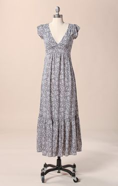 Oceanfront maxi dress from Downeast.