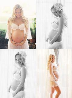 Babybauch Bilder im Boudoir Stil | mummyandmini.com