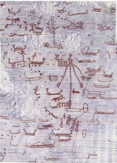 Nordic Tattoo, Cross Art, Vikings, Aboriginal Art, Bronze Age, Tribal Art, Ancient Art, Archaeology, Painted Rocks